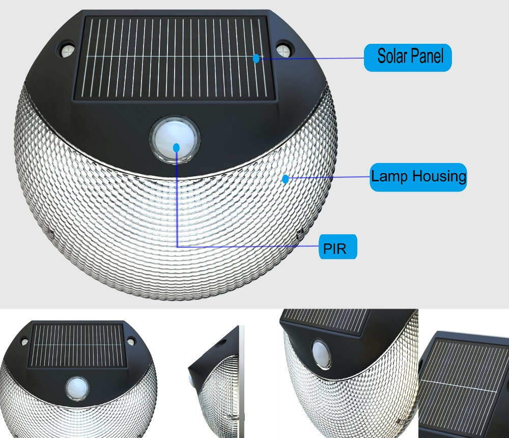 Ip65 Landscape Lighting Manufacturers China,Gate Pillar Lamp,Solar ...