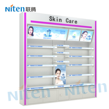 Metal Shelf Shoes Display 100% Customized Cosmetic Display Stand Suitable for goods Merchandising and Promotion Rack Shelf Pop
