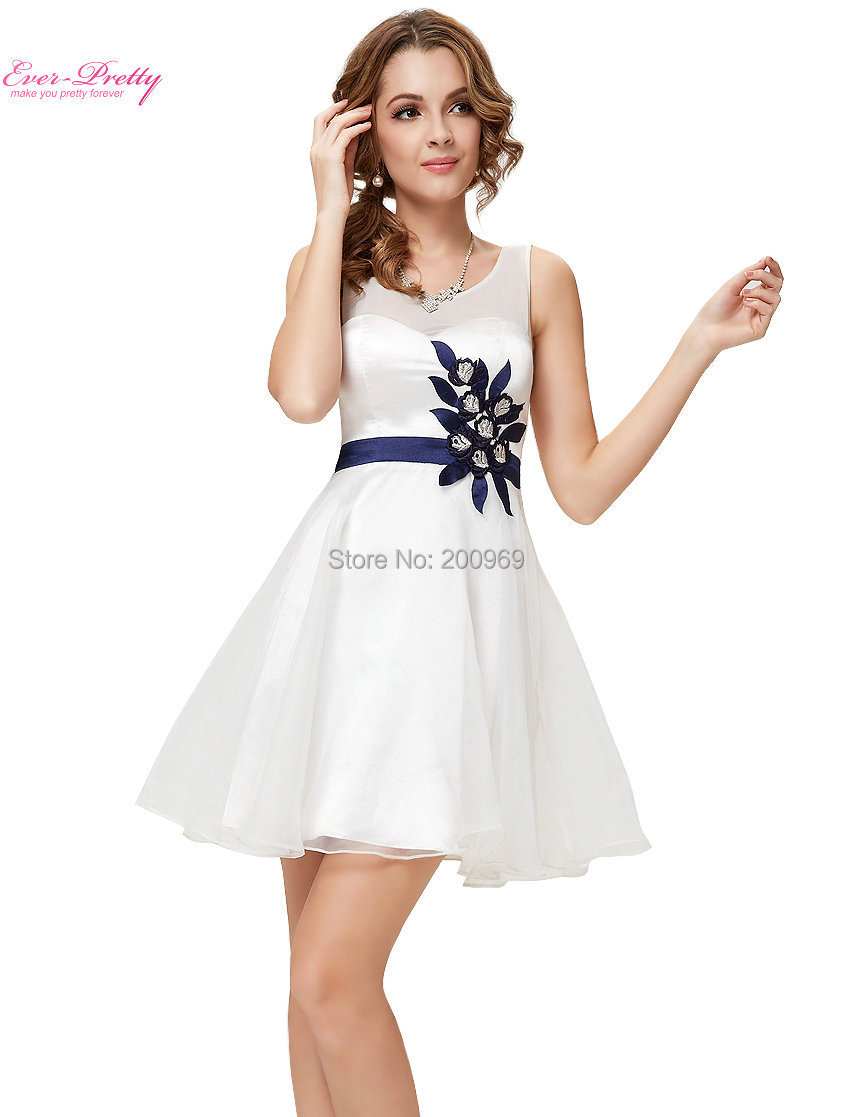 Aliexpress.com : Buy Prom Dress 2016 Vestido White Round ...