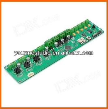 3d printer print melzi circuit controller board 1284p. Black Bedroom Furniture Sets. Home Design Ideas