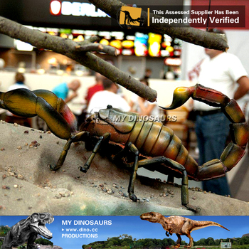 MY Dino-C008 Hot sale animated insect model