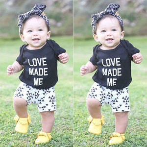 2017 clothing factories in china bulk wholesale kids clothing boutique children clothes set wholesale bonds baby clothes