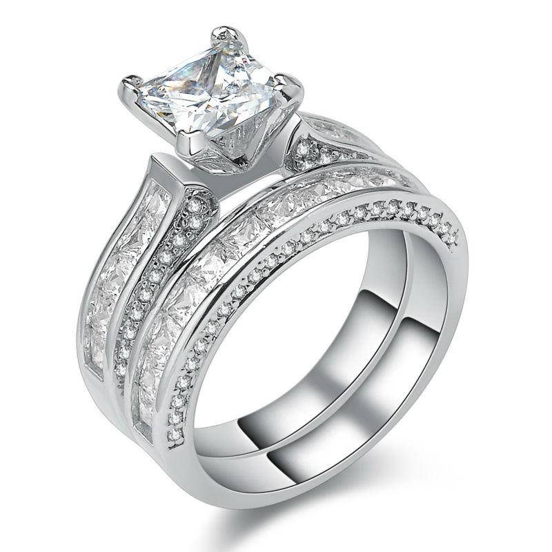 Aliexpress.com : Buy New Arrival Platinum Plated Wedding