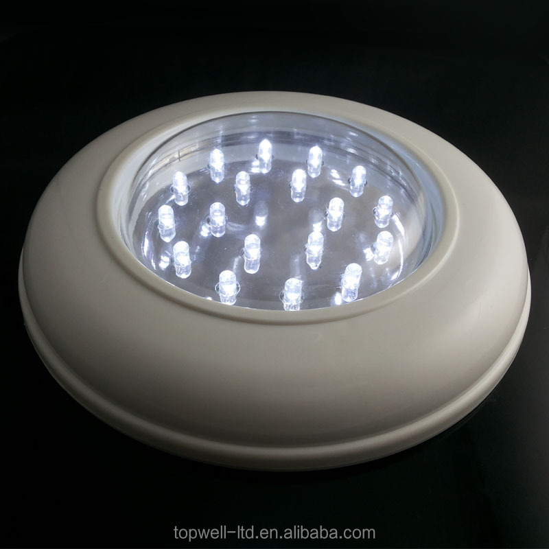 wie im fernsehen gesehen led akku lampe mit fernbedienung. Black Bedroom Furniture Sets. Home Design Ideas