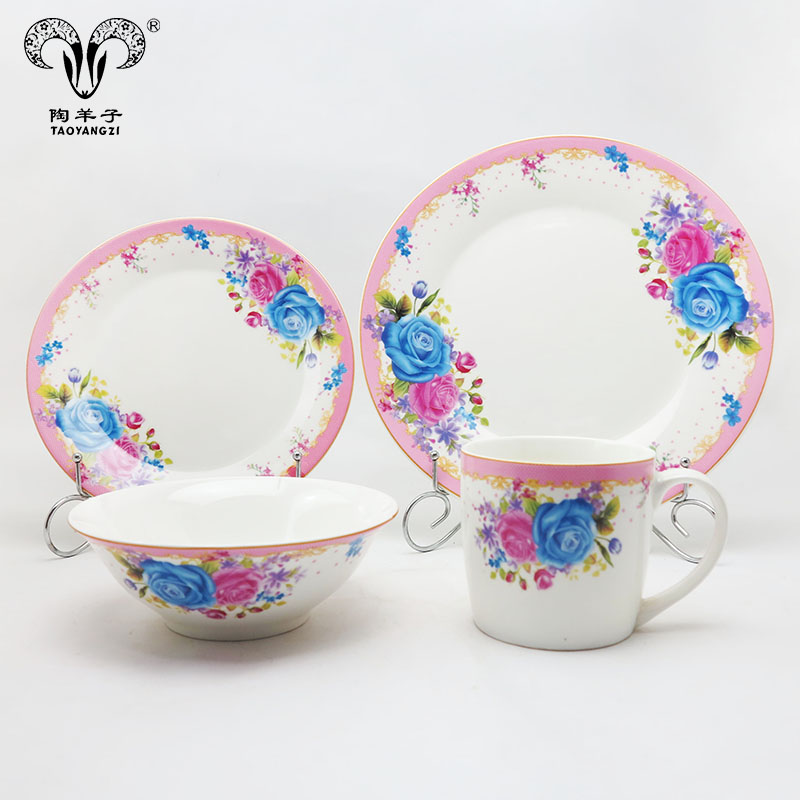 Superieur Grace Designs Ceramic Dinnerware, Grace Designs Ceramic Dinnerware  Suppliers And Manufacturers At Alibaba.com