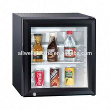 Silent mini absorption refrigerator for five star hotel