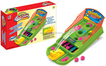Desktop Mini Basketball Pinball Game Play Set for Kids