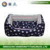 QQ pet factory wholesale pet dog beds cats houses soft luxury pet bed house