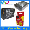 Video camera batteries lithium battey for Canon LP-E12