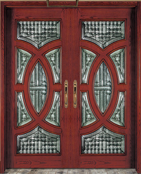 Solid Wood Door,mahogany Wood Door,home Depot Door