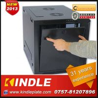 Kindle standing and wall mounted rack server network 18U
