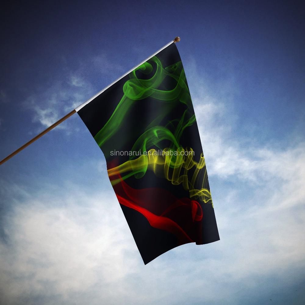 couleur drapeau jamaique