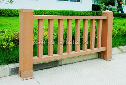 Barandilla madera exterior barandilla exterior de madera - Barandillas de madera para exterior ...