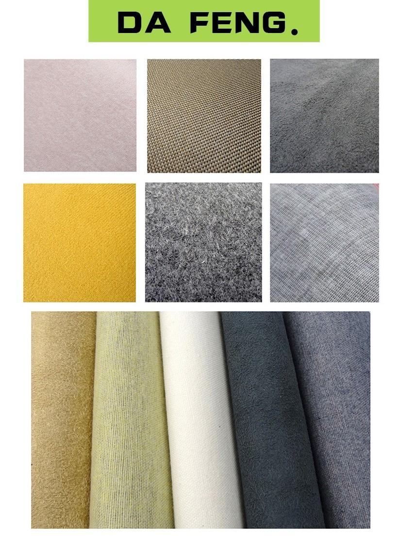 Manera caliente barata pvc cuero perforado tela tapicer a - Telas para tapiceria precios ...