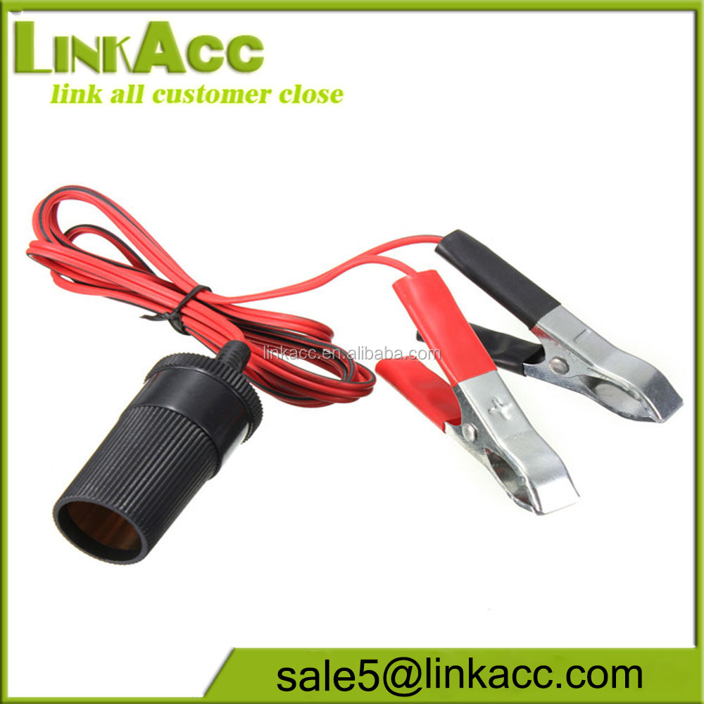 China Clip In Socket Manufacturers And Wiring Cigarette Lighter On Motorcycle Suppliers