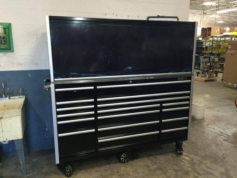 High Quality 72 Quot Powder Coated Tool Boxes With Wheels