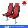 Plastic bus seat leather bus seat