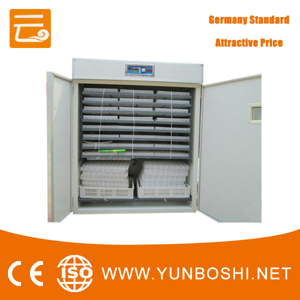 Hot Sale Large Automatic 1584 Chicken Egg Incubator