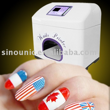 Five Finger Nail Printing Machine Printer Digital Product On Alibaba