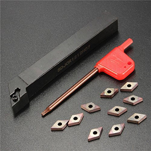 New MITSUBISHI CNC Blade DCMT070202 NX2525 DCMT21.50.5 Carbide Insert 10PCS//BOX