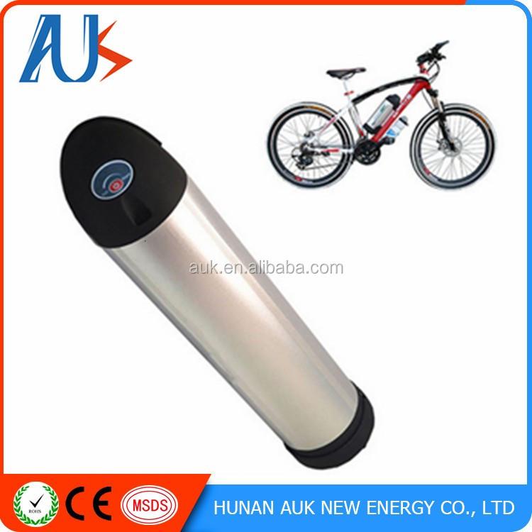 style bouteille d u0026 39 eau batterie de v u00e9lo  u00c9lectrique 48 v