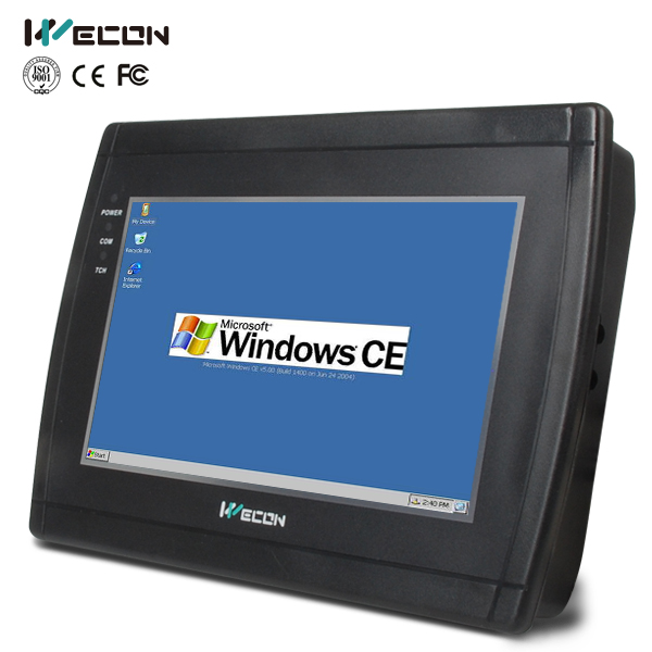 Wecon Tablet 7 Inch Hmi Panel Display