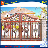 New Design Iron Gate / Iron Pipe Gate Design / Different Design Of ...