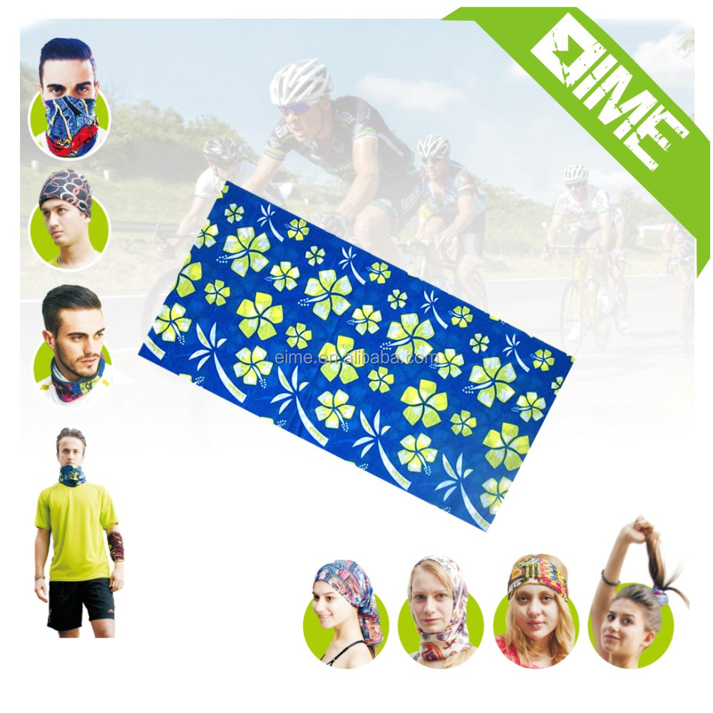Design Cheapest Customize Thermal Leopard Tube Bandana