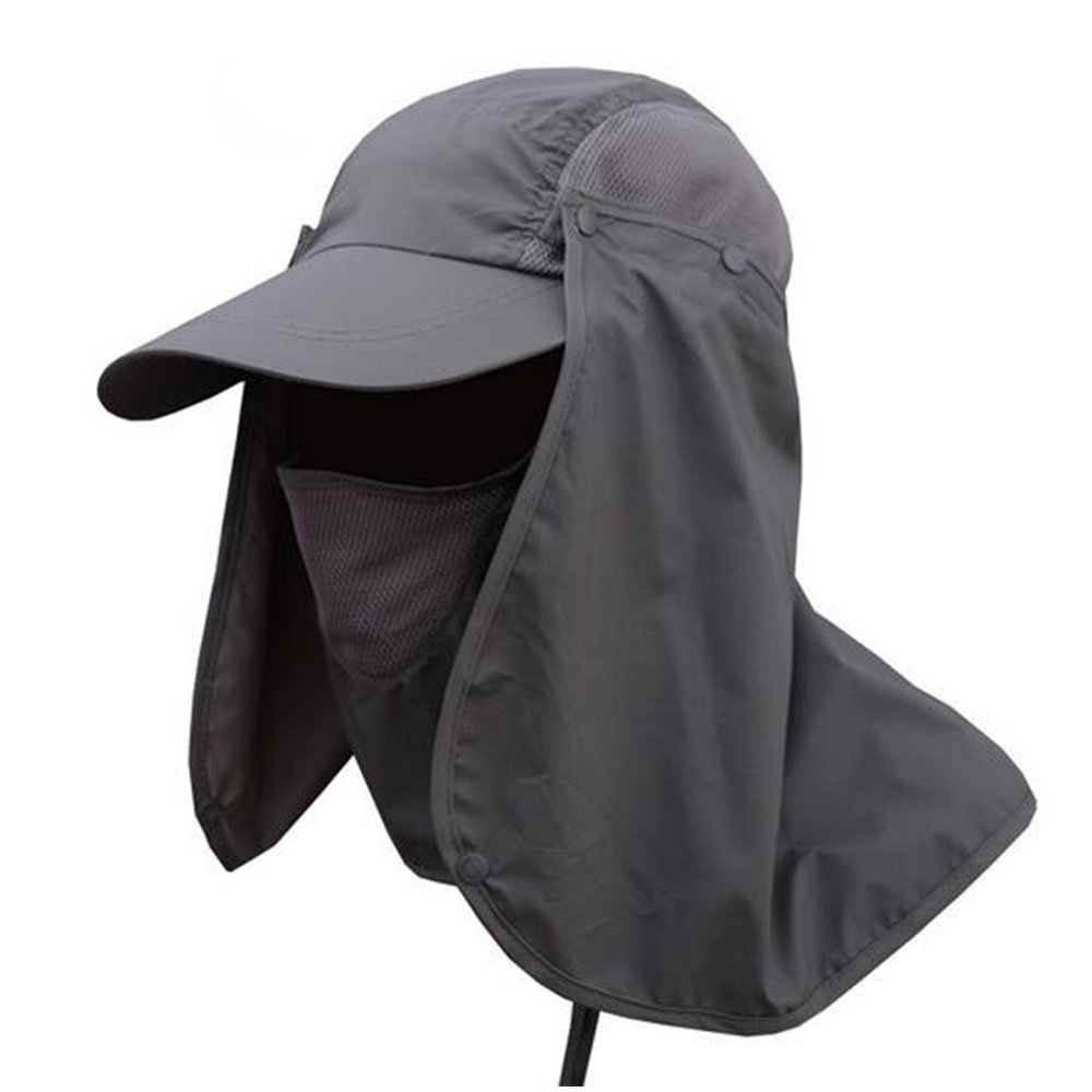 272c2054fd7 Buy Fishing Hat 360°UV Protection Sun Hat