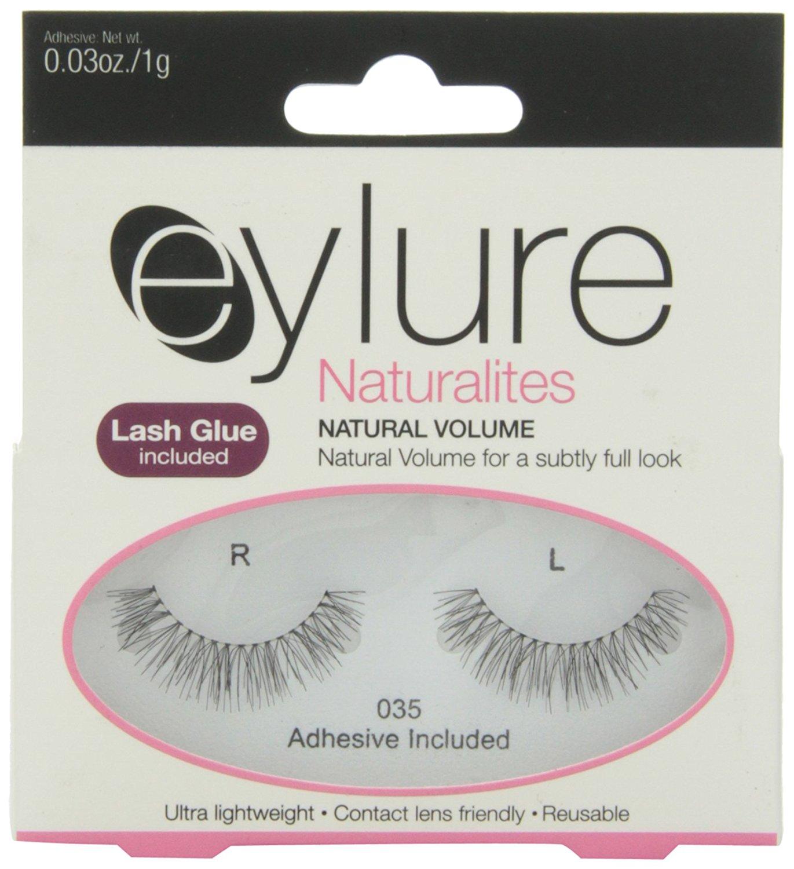 d4c7008d74e Buy Eylure Naturalites Natural Volume Eyelash Twin Pack, 035, 2 ...