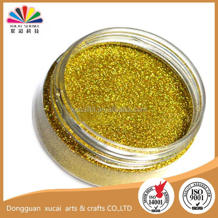 holographic glitter powder for wall room decoration