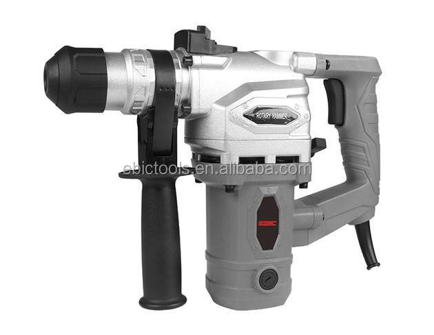 26mm 1000w heavy duty electric rotary jack hammer