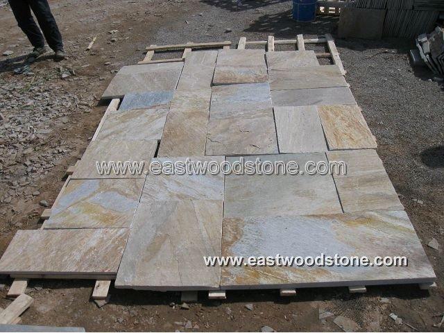 multicolor slate floor tile french pattern buy french floor slate floor product on alibabacom - Slate Floor Tiles