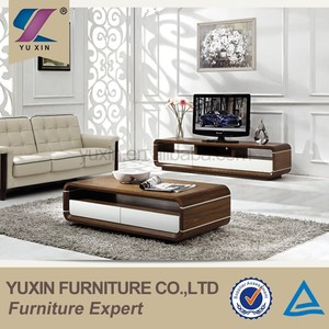 Wood Multipurpose Coffee Table And Tv Stand Furniture
