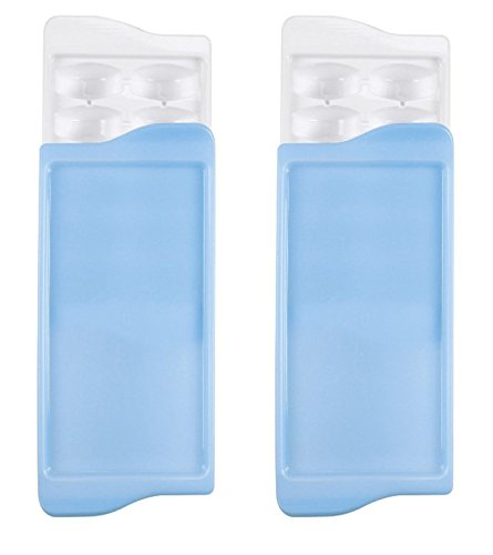 OXO Good Grips Covered Ice Cube Tray (2 Pack)