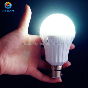 Battery Powered Light Bulb For Lamp