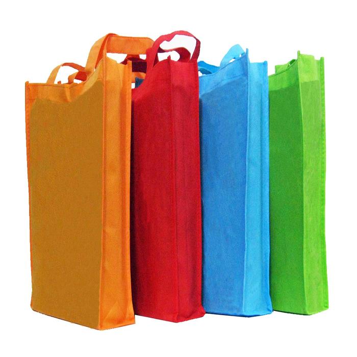 1e4626b6a551 Оптовая продажа напечатанная Ламинация PP Nonwoven ткань полипропилен Эко  сумка Сделано в Китае