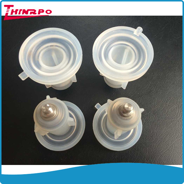 OEM silicone overmolding parts Precision steel plastic tpe soft rubber/silicone Injection Molding Two Shot Molding Overmolding