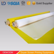 Hot sale yellow 195 Mesh polyester Screen Printing Mesh