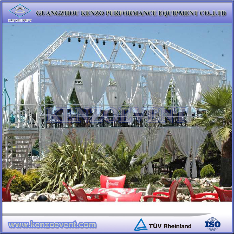 Decorative Aluminum Ladder Truss