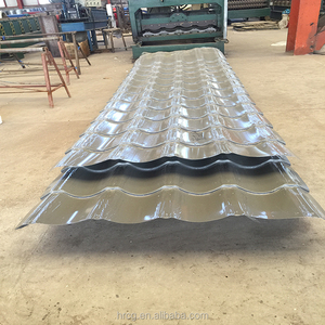 Color roof dx51 galvanized steel zinc coated corrugated iron sheets steel