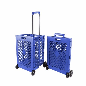 Adult Cart For Storage Foldable Hand Trolley For Adult