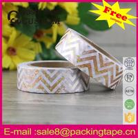 Custom printed decorative wall masking tape online shopping