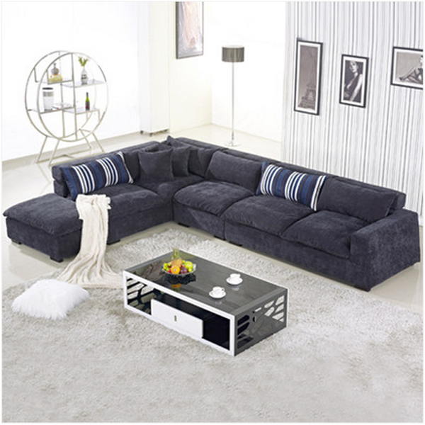 2017 Used Living Room Sofa Furniture Comfortable L Shaped For Bm072 Product On Alibaba