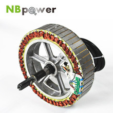 Alibaba 48V 750W Electric Wheel Hub Motor/ebike conversion kit