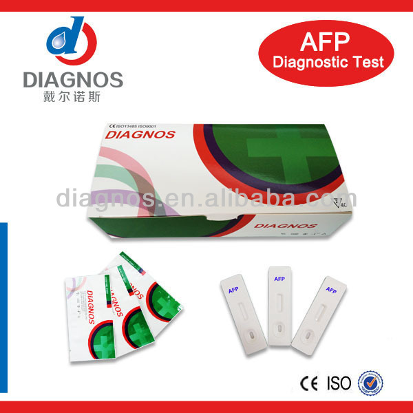 Human Detection AFP rapid test, rapid antibody detection test