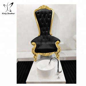Cheap throne pedicure chairs factory nail pedicure seats