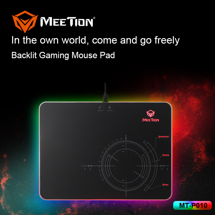 Large League Of Legends RGB Ergonomic Gaming Game Mouse Pad Gamer