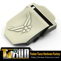 Wholesale custom automatic eagle belt buckle oem