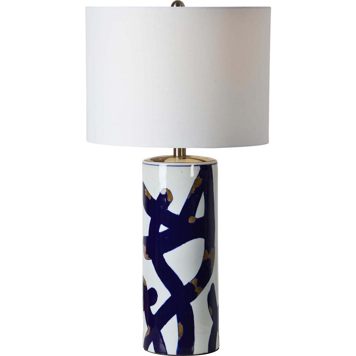 Charmant Get Quotations · Renwil Cobalt Table Lamp In Blue And White